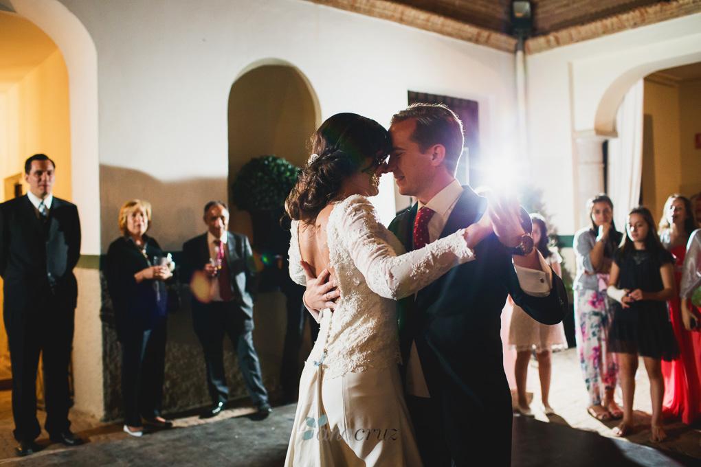 Fotografía de boda :: Cristina & Jorge :: Madrid anacruz1023-9971-1