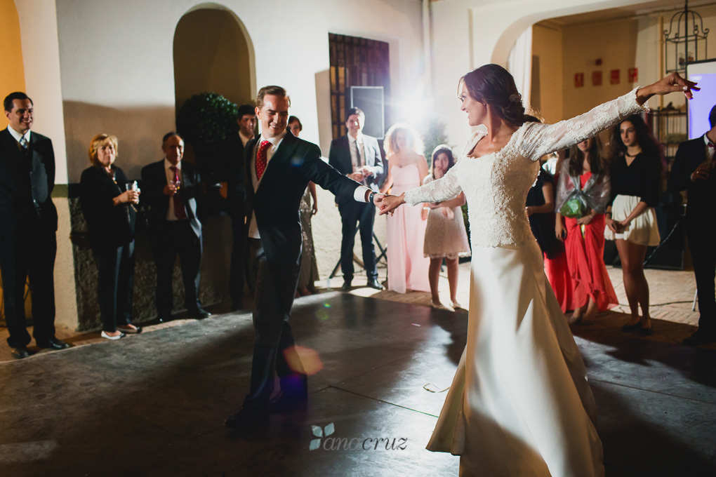 Fotografía de boda :: Cristina & Jorge :: Madrid anacruz1027-9972-1