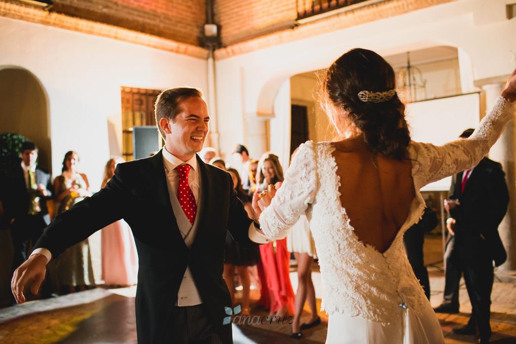 Fotografía de boda :: Cristina & Jorge :: Madrid anacruz1046-9974-1