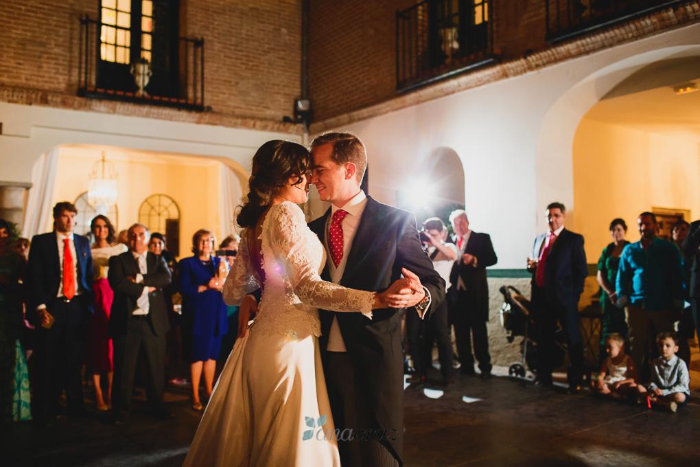 Fotografía de boda :: Cristina & Jorge :: Madrid anacruz1058-9975-1