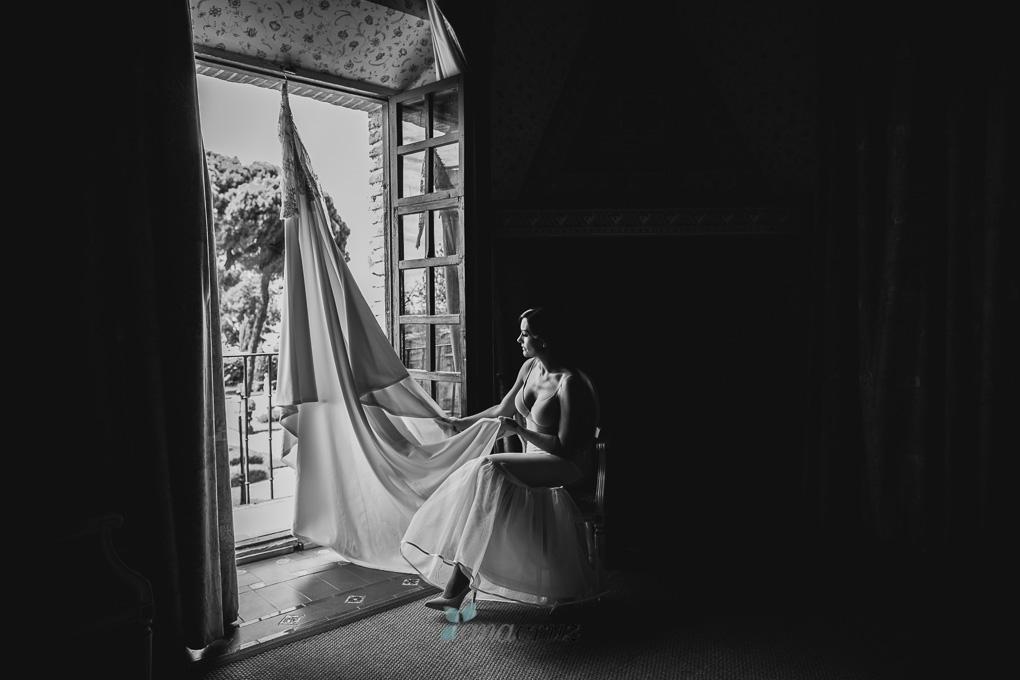 Fotografía de boda :: Cristina & Jorge :: Madrid anacruz214-2-9913-1