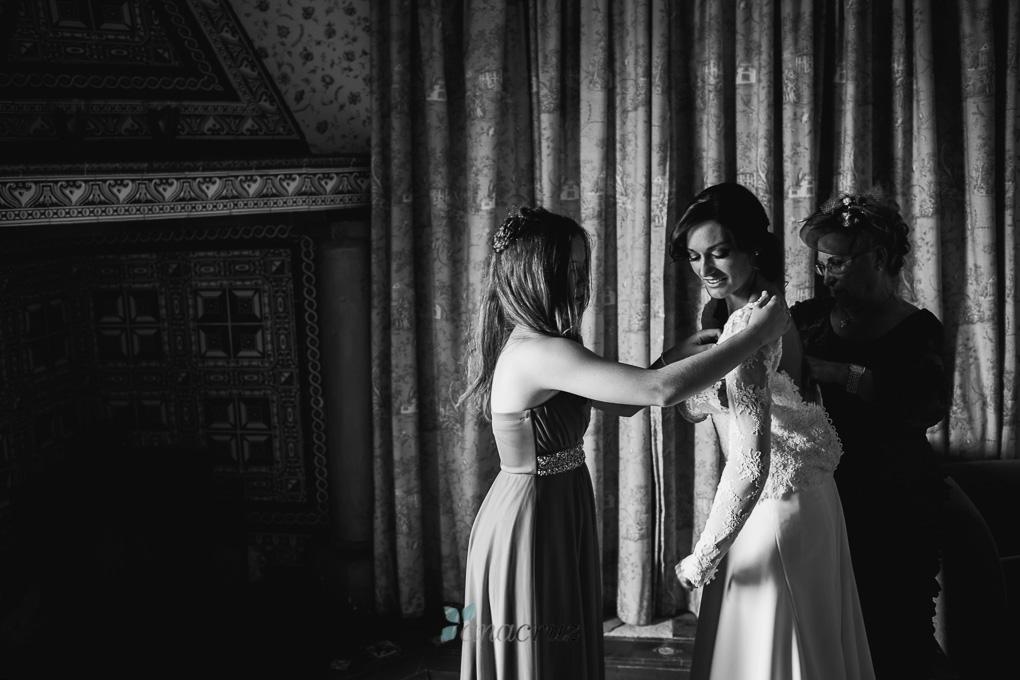 Fotografía de boda :: Cristina & Jorge :: Madrid anacruz231-9916-1