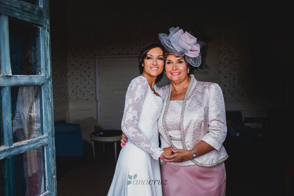 Fotografía de boda :: Cristina & Jorge :: Madrid anacruz250-9918-1
