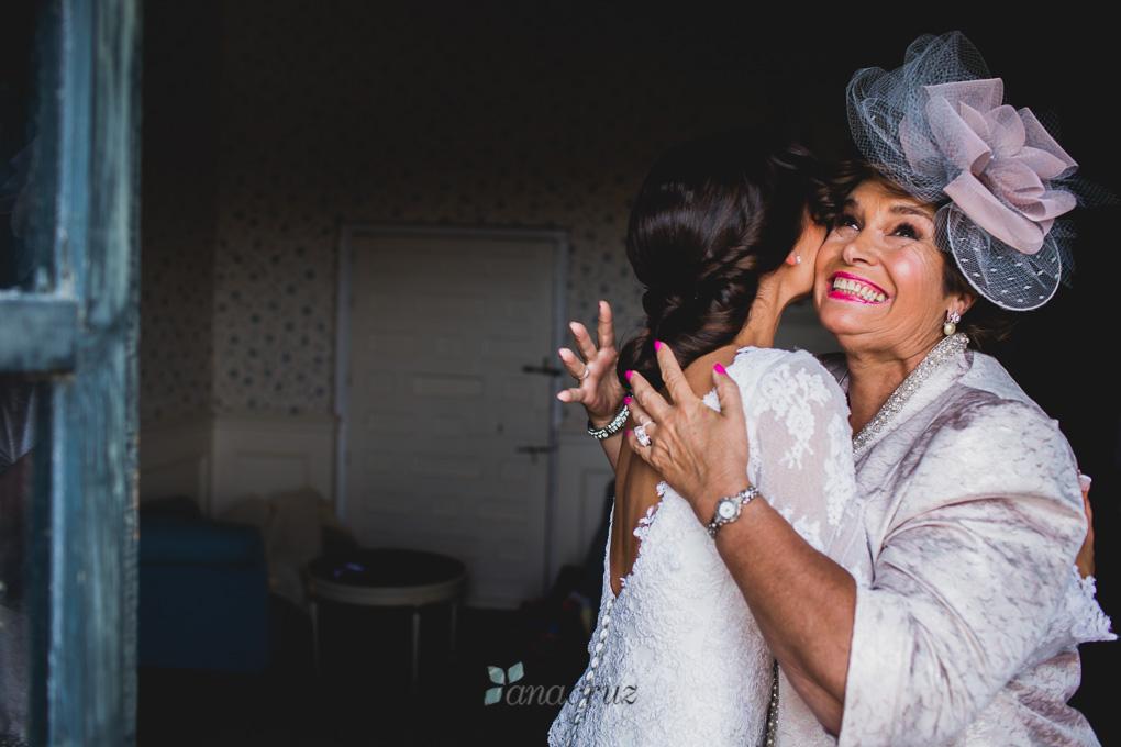 Fotografía de boda :: Cristina & Jorge :: Madrid anacruz254-9919-1