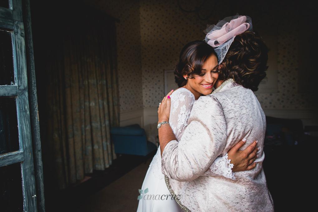 Fotografía de boda :: Cristina & Jorge :: Madrid anacruz262-991a-1