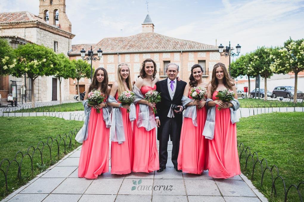 Fotografía de boda :: Cristina & Jorge :: Madrid anacruz303-991e-1