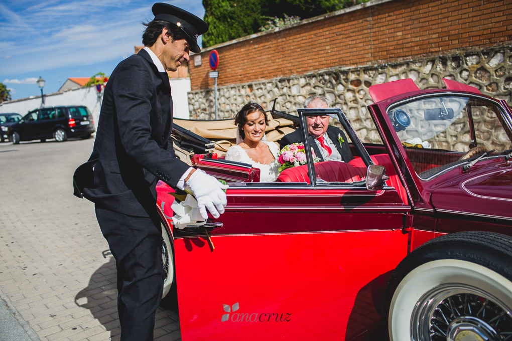 Fotografía de boda :: Cristina & Jorge :: Madrid anacruz319-9922-1