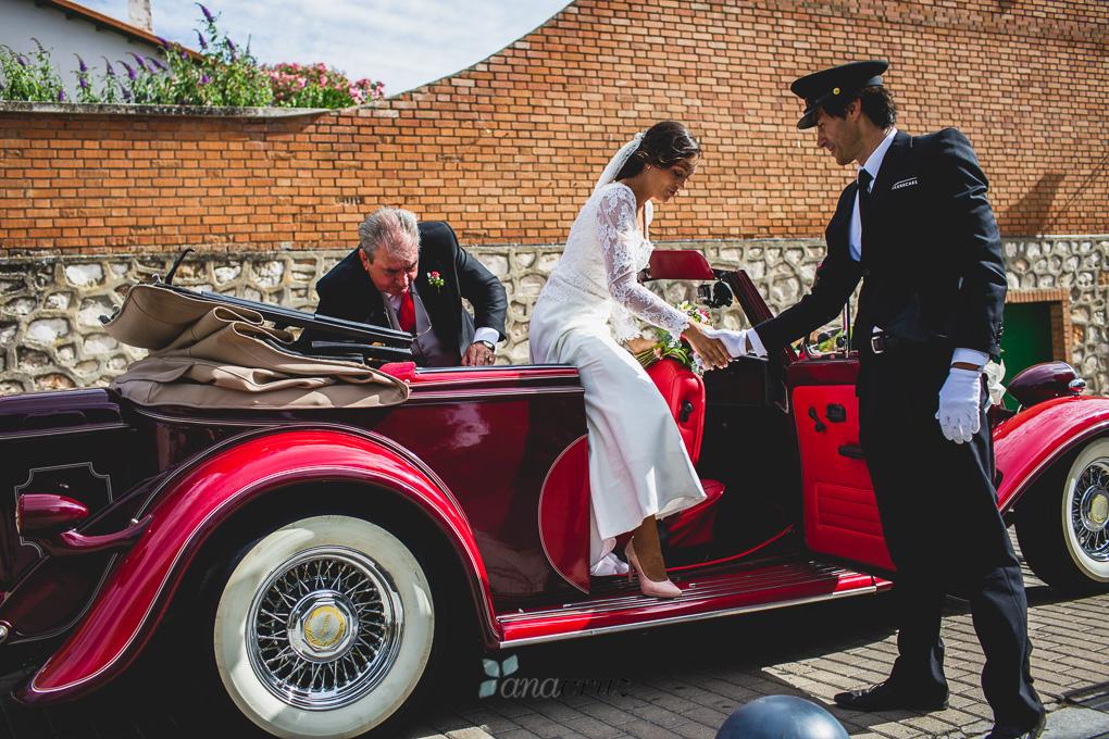 Fotografía de boda :: Cristina & Jorge :: Madrid anacruz321-9923-1
