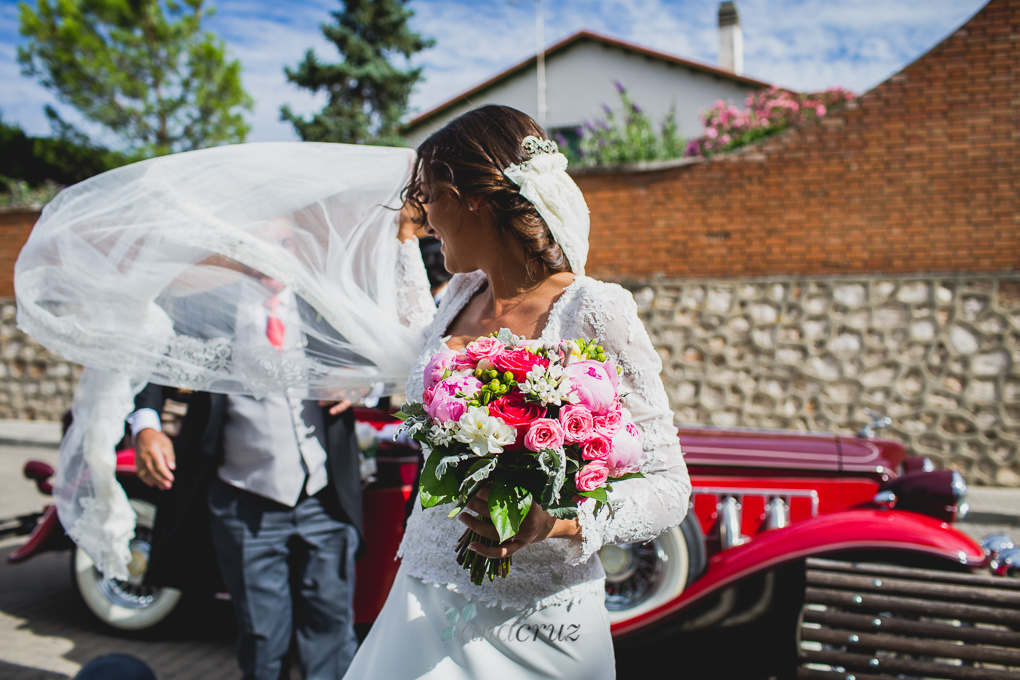 Fotografía de boda :: Cristina & Jorge :: Madrid anacruz327-9924-1