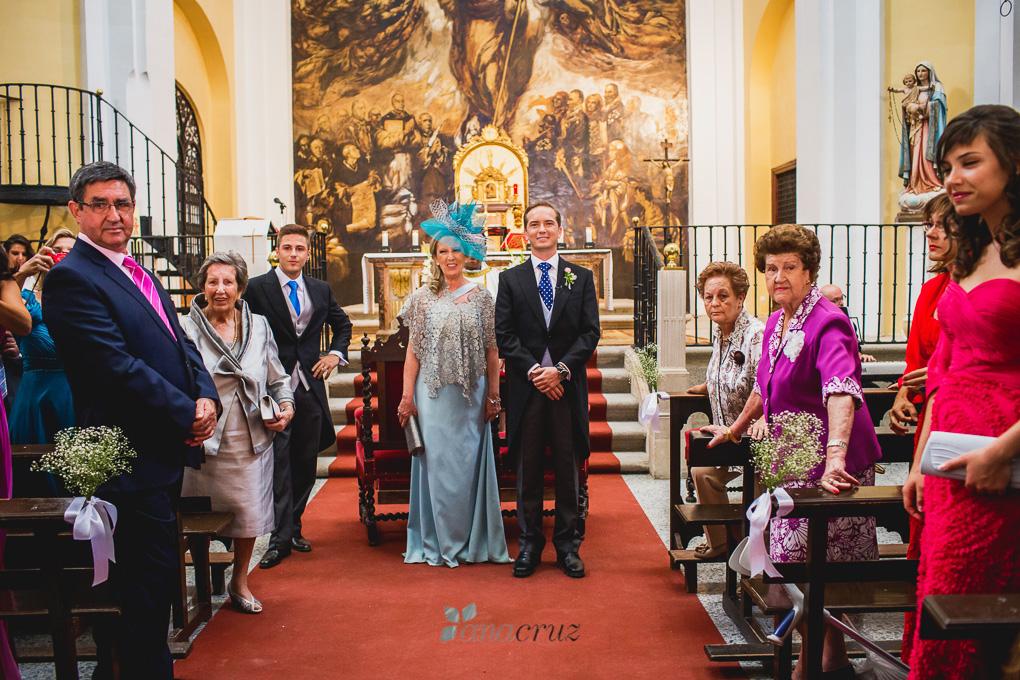Fotografía de boda :: Cristina & Jorge :: Madrid anacruz336-9927-1