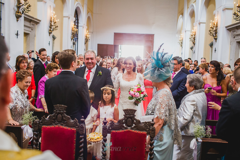 Fotografía de boda :: Cristina & Jorge :: Madrid anacruz341-9928-1