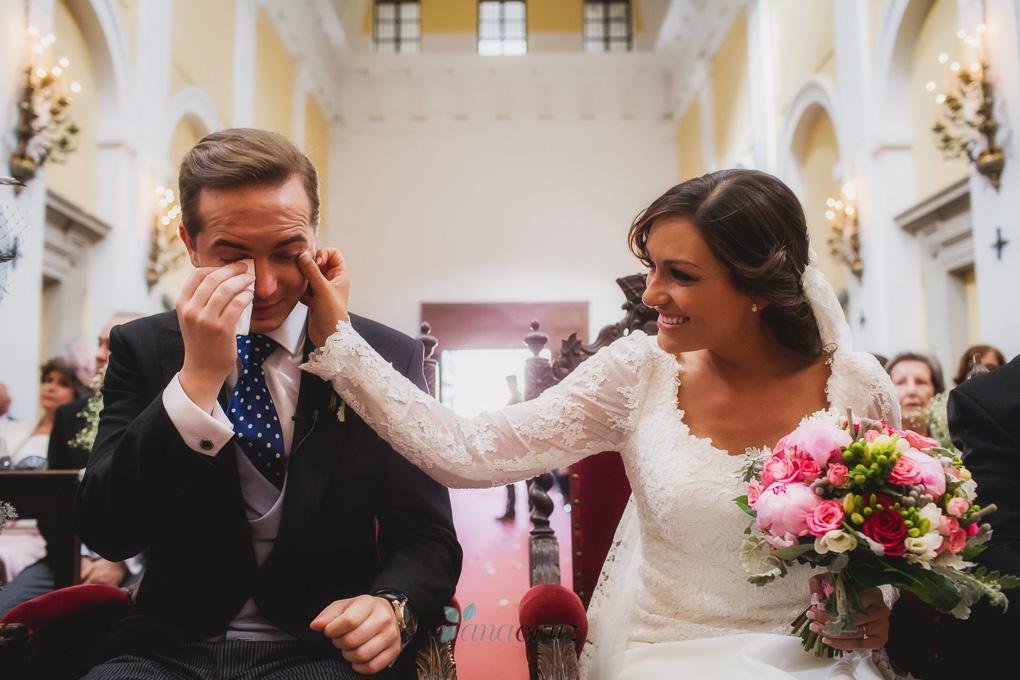 Fotografía de boda :: Cristina & Jorge :: Madrid anacruz371-992b-1