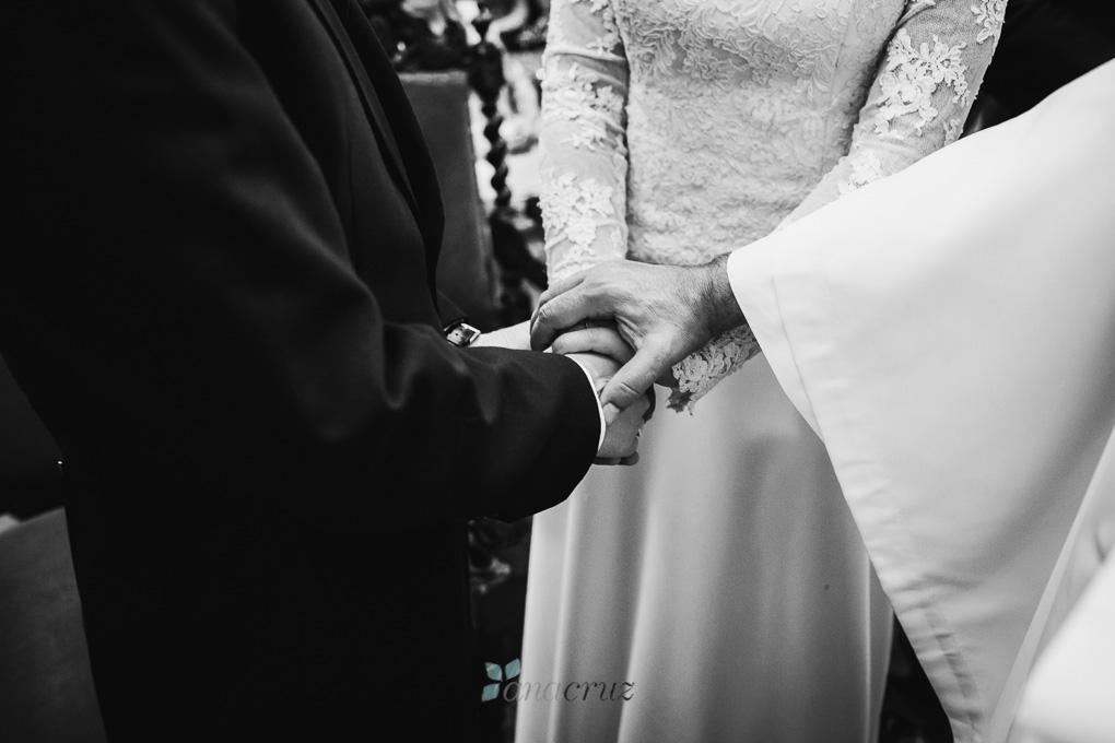 Fotografía de boda :: Cristina & Jorge :: Madrid anacruz399bn-992f-1