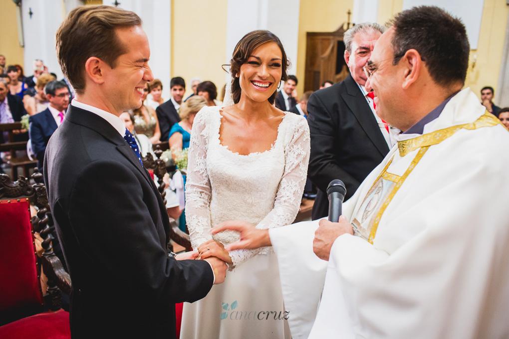 Fotografía de boda :: Cristina & Jorge :: Madrid anacruz402-9930-1