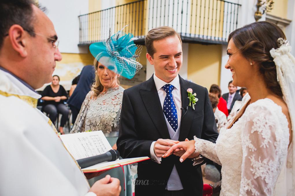 Fotografía de boda :: Cristina & Jorge :: Madrid anacruz406-9931-1