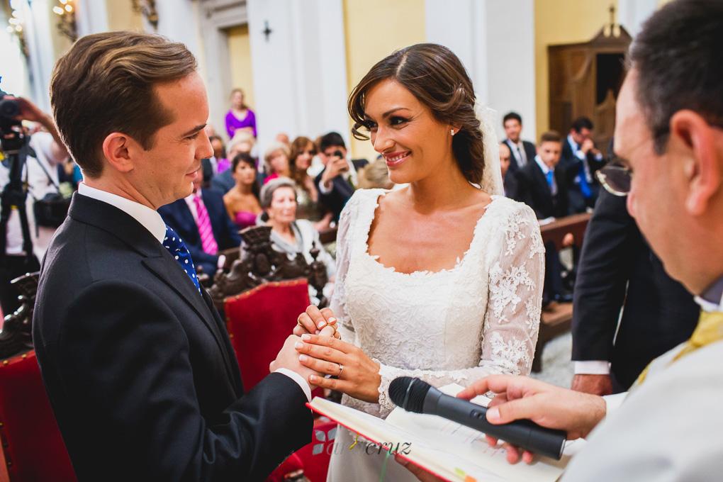 Fotografía de boda :: Cristina & Jorge :: Madrid anacruz408-9932-1