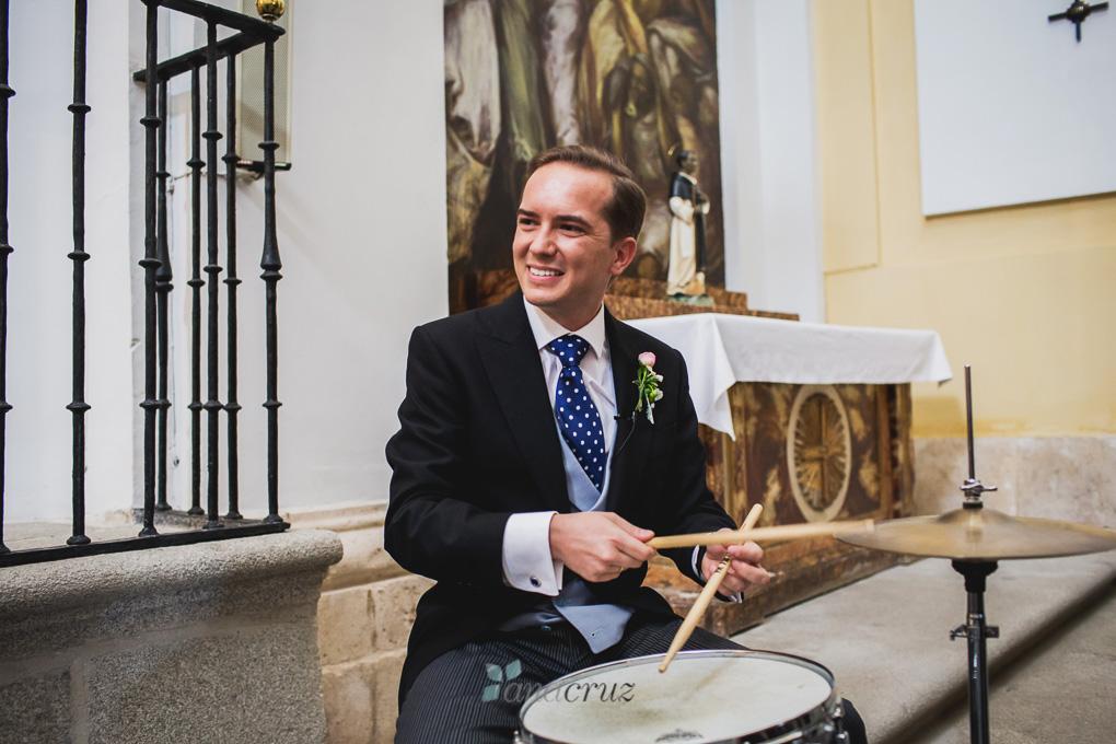 Fotografía de boda :: Cristina & Jorge :: Madrid anacruz476-9937-1