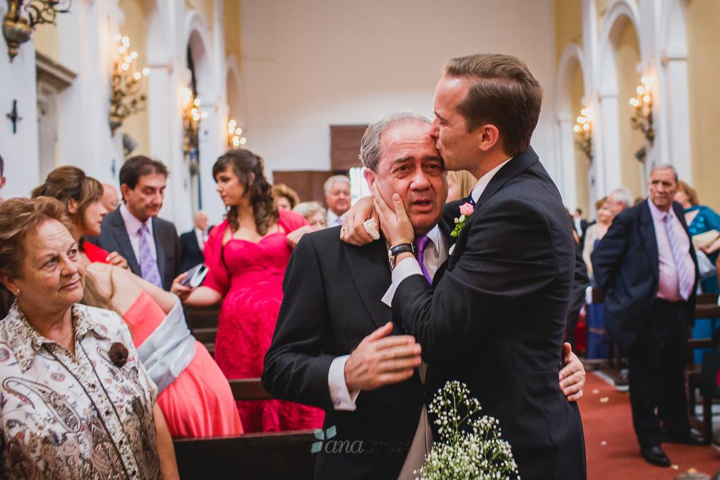 Fotografía de boda :: Cristina & Jorge :: Madrid anacruz569-993e-1