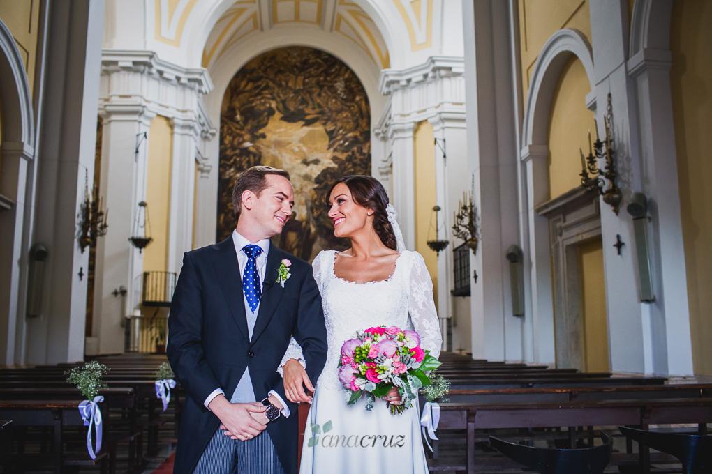 Fotografía de boda :: Cristina & Jorge :: Madrid anacruz609-9940-1