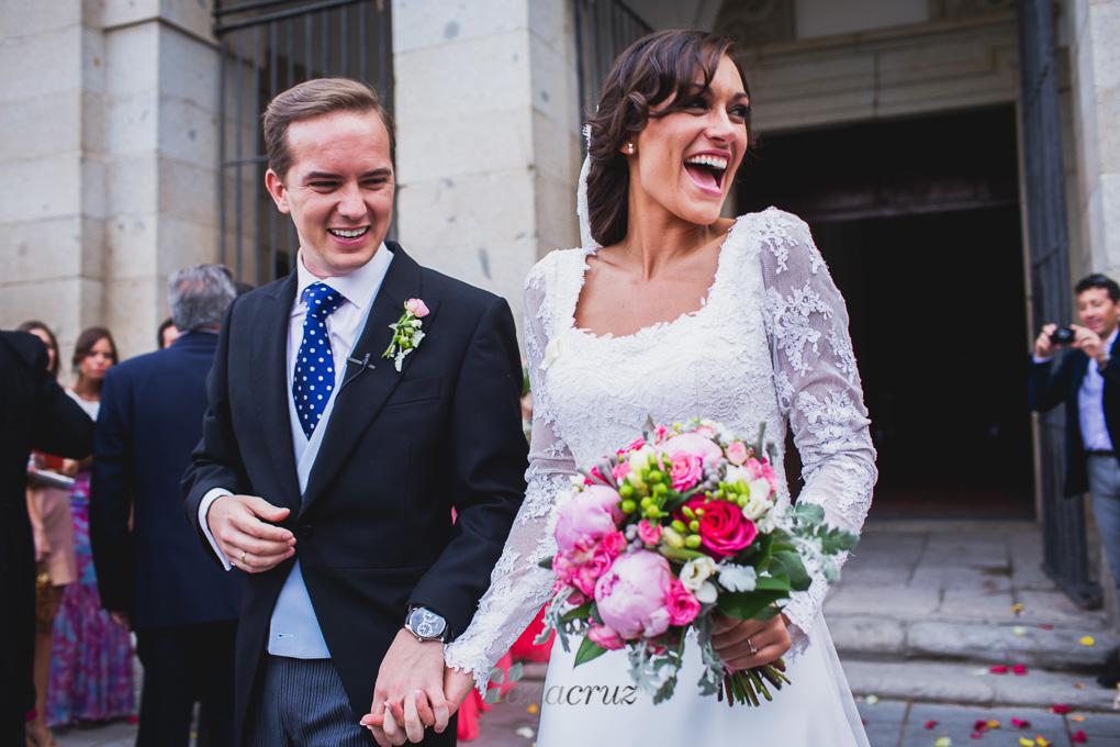 Fotografía de boda :: Cristina & Jorge :: Madrid anacruz637-9943-1