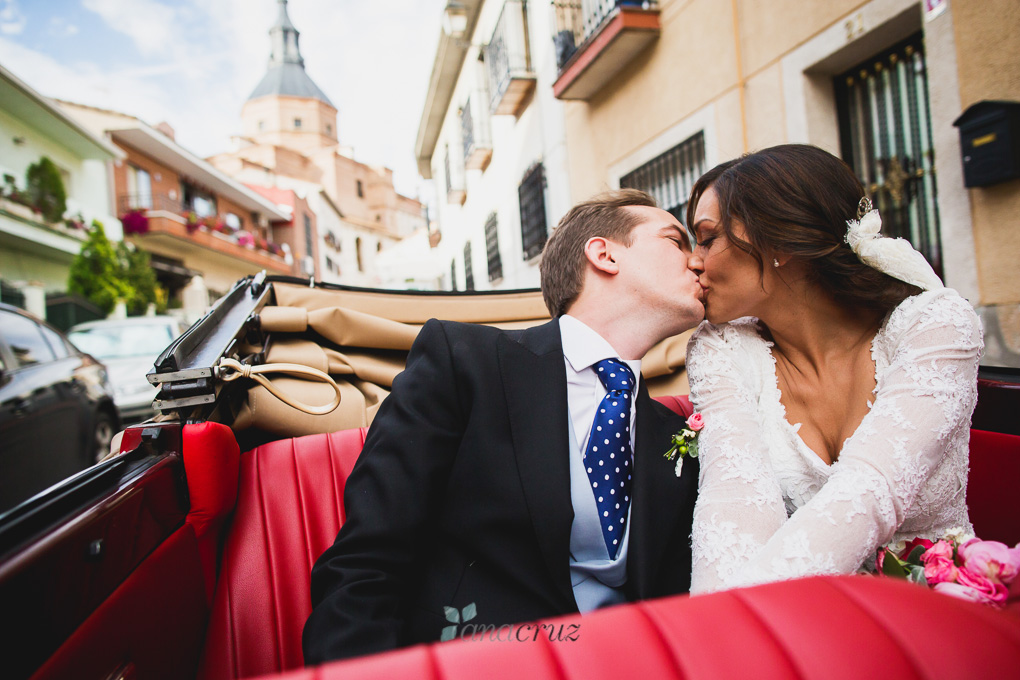 Fotografía de boda :: Cristina & Jorge :: Madrid anacruz678-9945-1