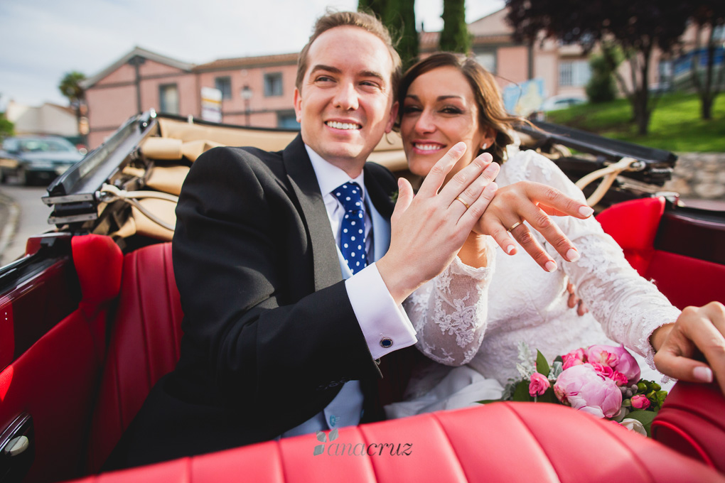 Fotografía de boda :: Cristina & Jorge :: Madrid anacruz688-9947-1