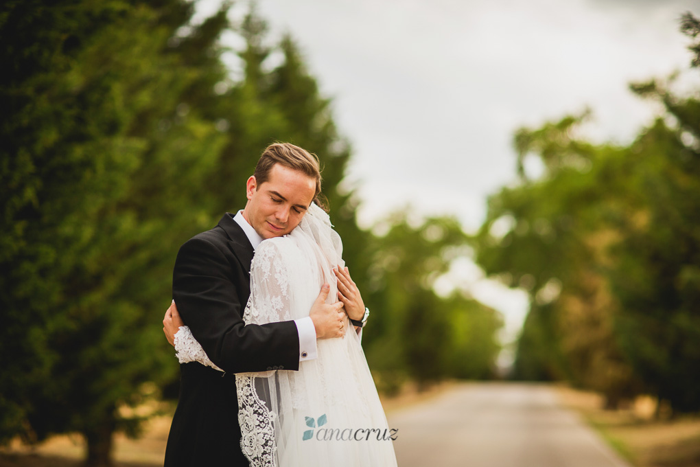 Fotografía de boda :: Cristina & Jorge :: Madrid anacruz758-9950-1
