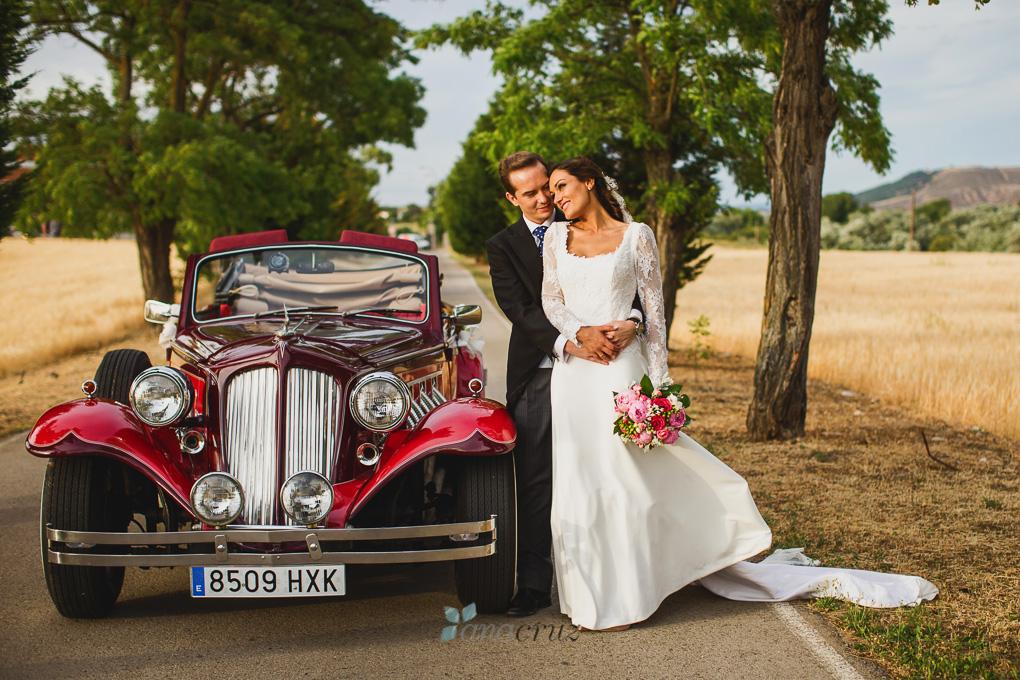Fotografía de boda :: Cristina & Jorge :: Madrid anacruz820-9956-1