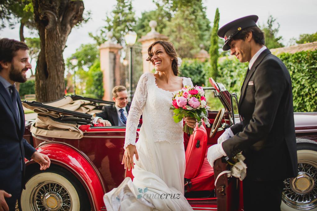 Fotografía de boda :: Cristina & Jorge :: Madrid anacruz841-9958-1
