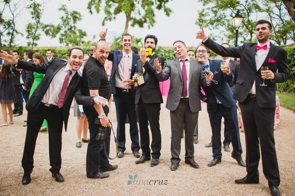 Fotografía de boda :: Cristina & Jorge :: Madrid anacruz857-995c-1