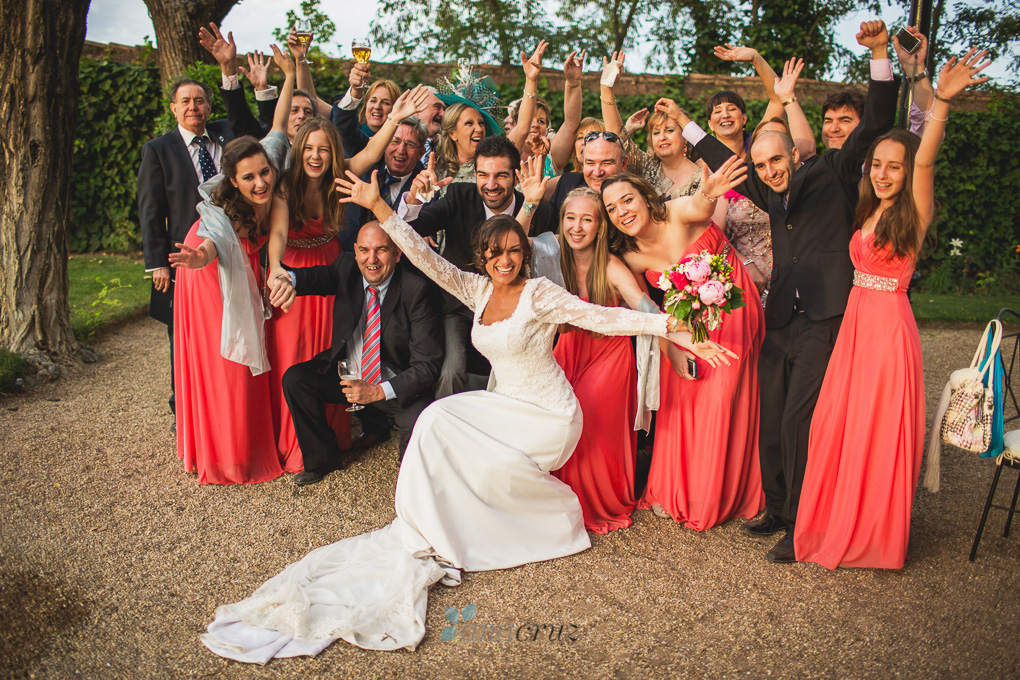 Fotografía de boda :: Cristina & Jorge :: Madrid anacruz882-997a-1