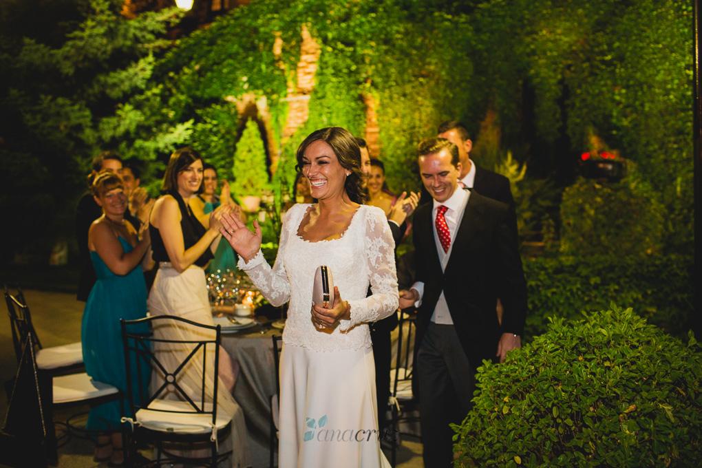 Fotografía de boda :: Cristina & Jorge :: Madrid anacruz921-9966-1