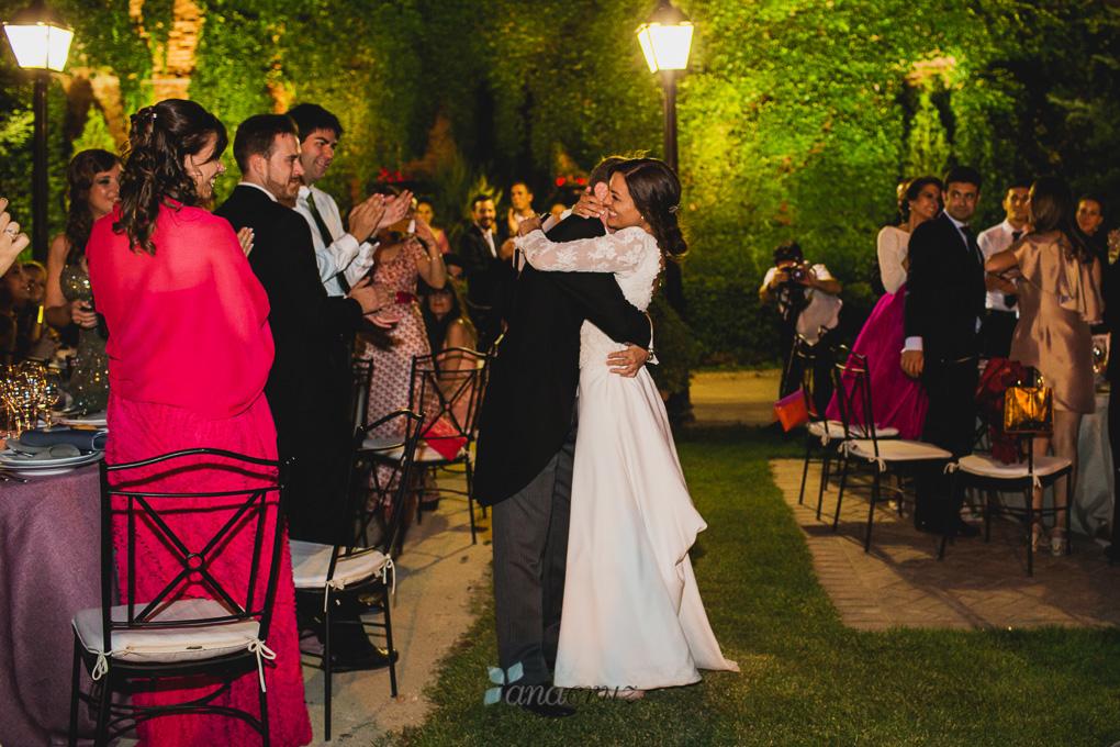 Fotografía de boda :: Cristina & Jorge :: Madrid anacruz923-9967-1