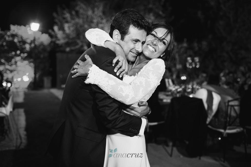 Fotografía de boda :: Cristina & Jorge :: Madrid anacruz976bn-996f-1