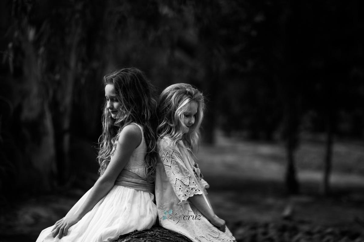Fotografía de Comunión :: Blanca y Ana NAC7603