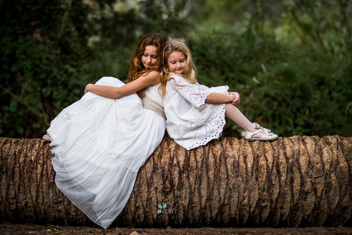 Fotografía de Comunión :: Blanca y Ana NAC7685