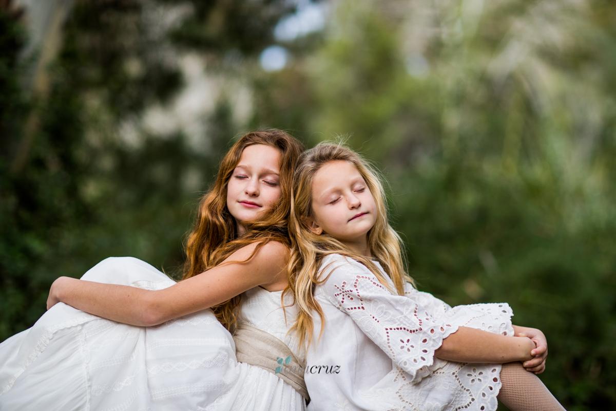 Fotografía de Comunión :: Blanca y Ana NAC7709