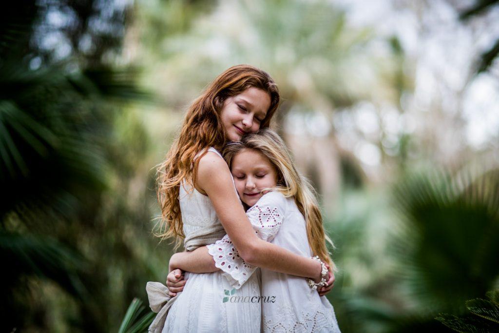 Fotografía de Comunión :: Blanca y Ana NAC7879-1024x683