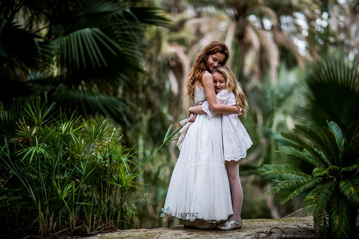 Fotografía de Comunión :: Blanca y Ana NAC7887
