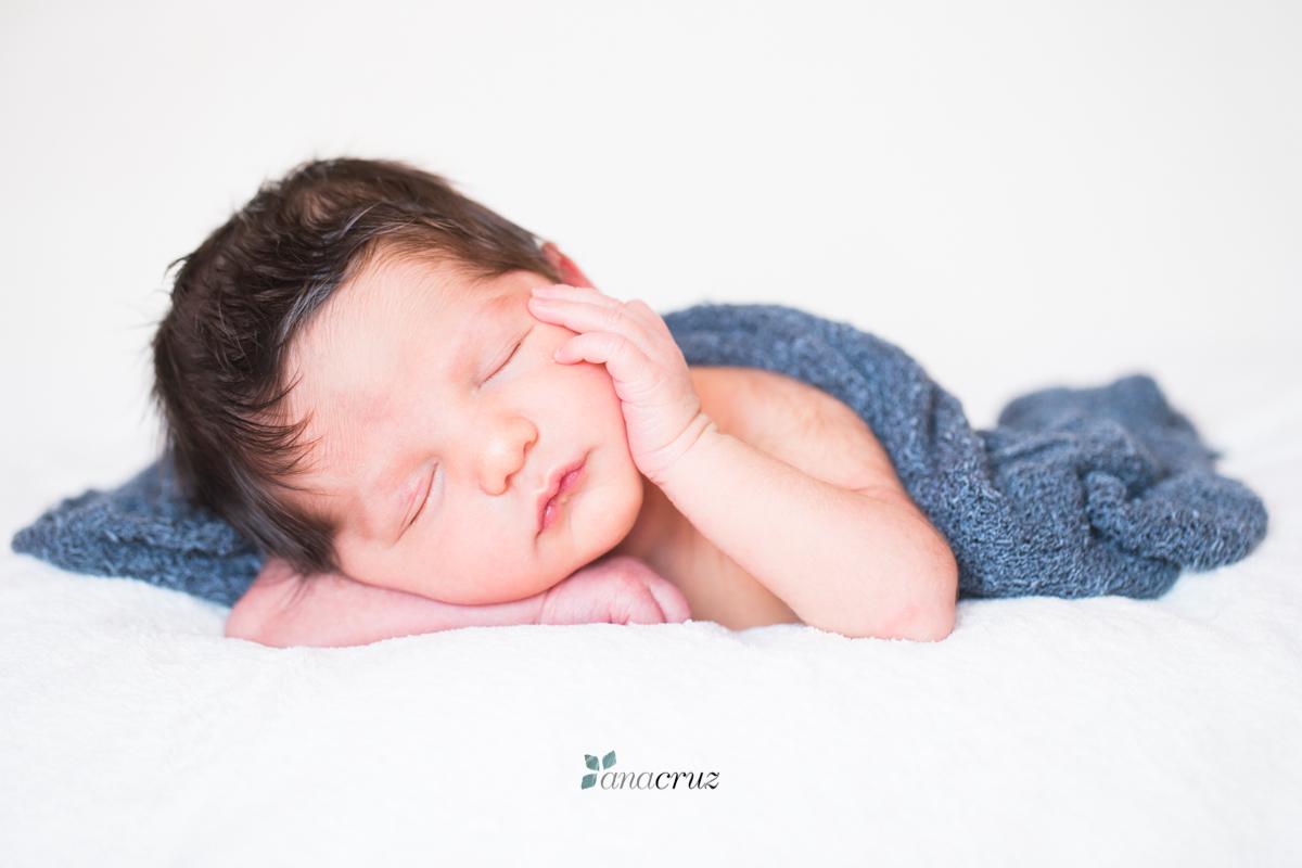 Fotografía de recién nacido :: Portfolio 2016 ANA8961