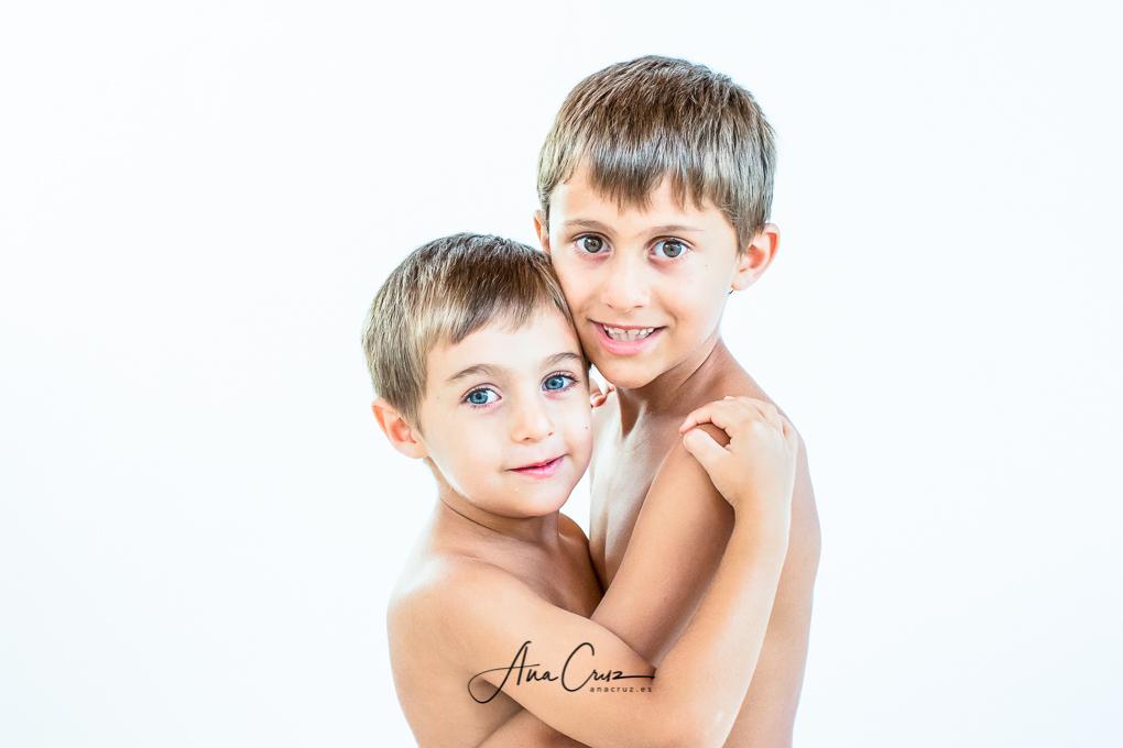 Portfolio de estudio bebés y niños 37I0810