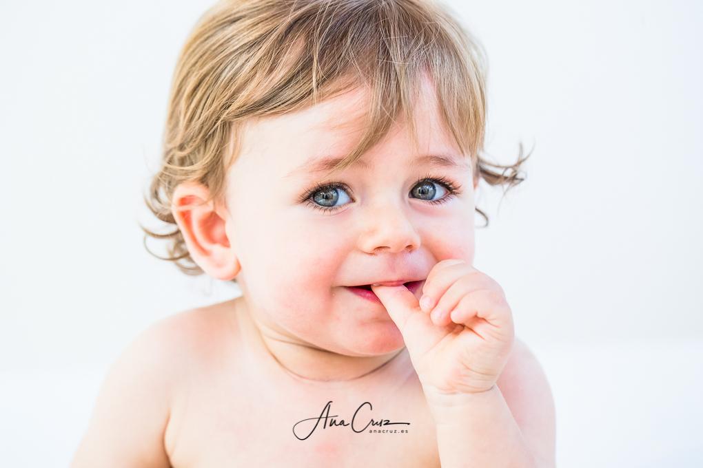 Portfolio de estudio bebés y niños NAC1558