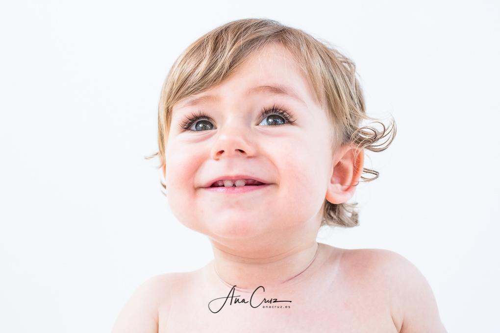Portfolio de estudio bebés y niños NAC1685