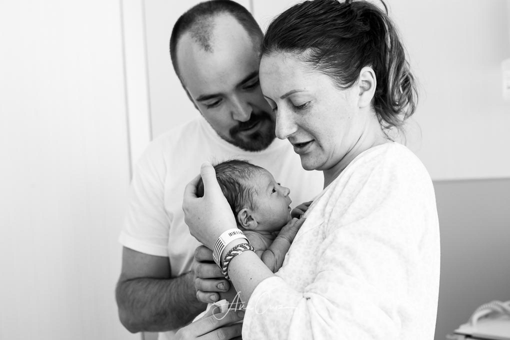 Fotografía de parto ¡emociónate! recien-nacido-en-el-hospital-011
