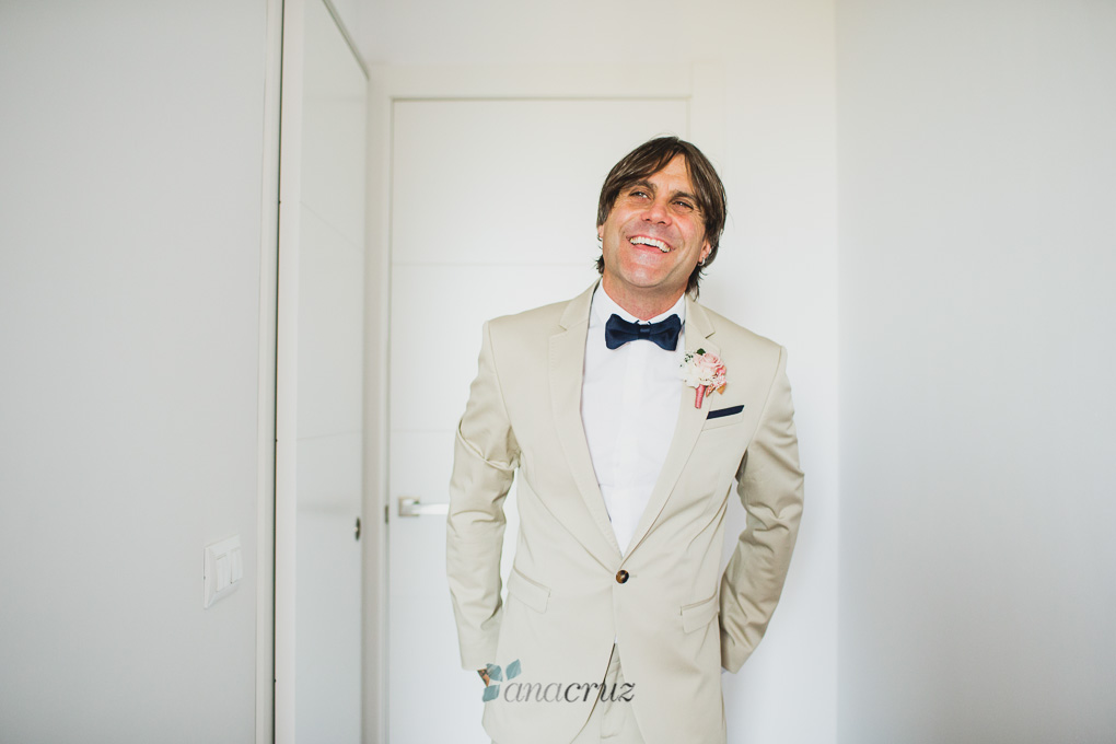 Fotografía de boda :: Nuria & Asier (y Daniel) :: Cantabria anacruz006-a629