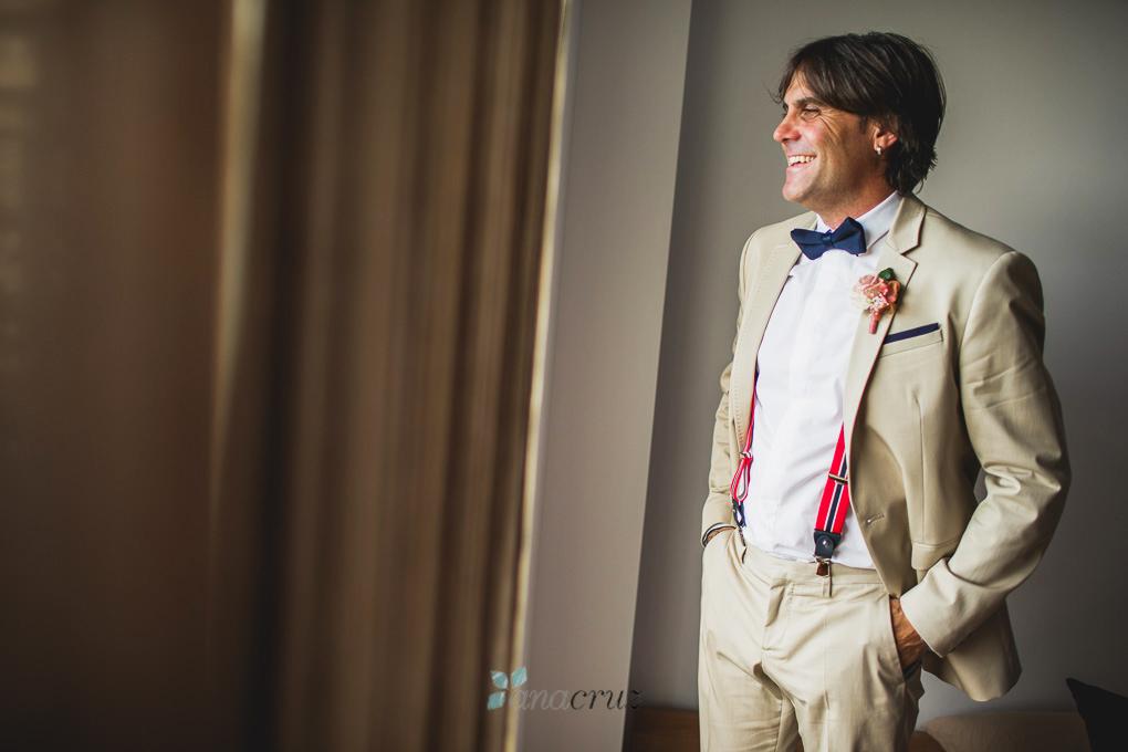 Fotografía de boda :: Nuria & Asier (y Daniel) :: Cantabria anacruz008-a62b