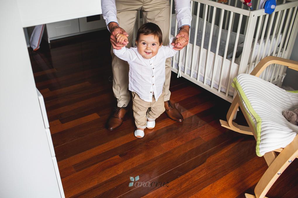 Fotografía de boda :: Nuria & Asier (y Daniel) :: Cantabria anacruz015-a632