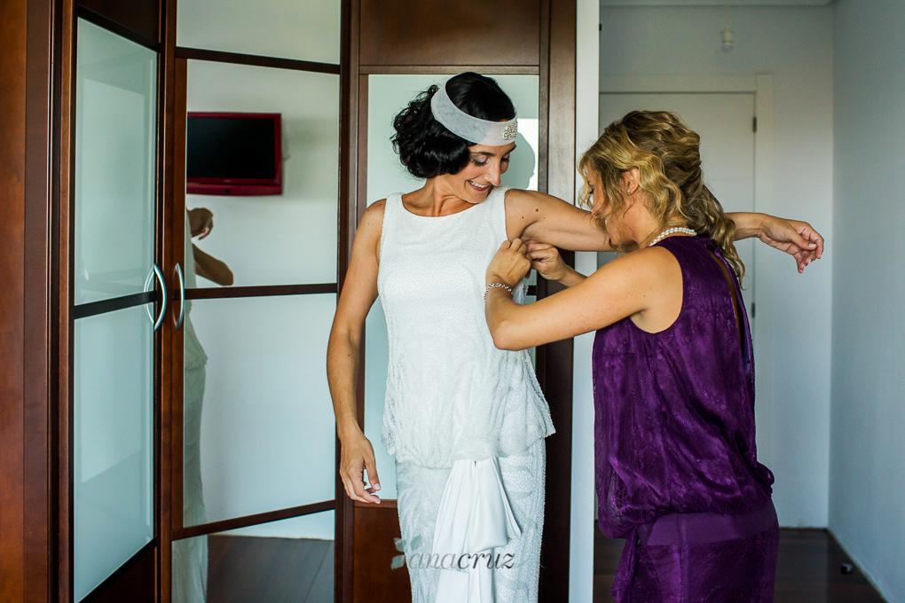 Fotografía de boda :: Nuria & Asier (y Daniel) :: Cantabria anacruz029-a640