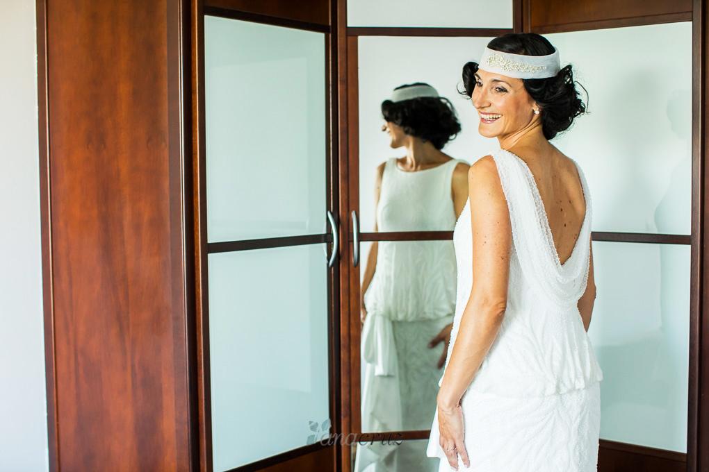 Fotografía de boda :: Nuria & Asier (y Daniel) :: Cantabria anacruz030-a641