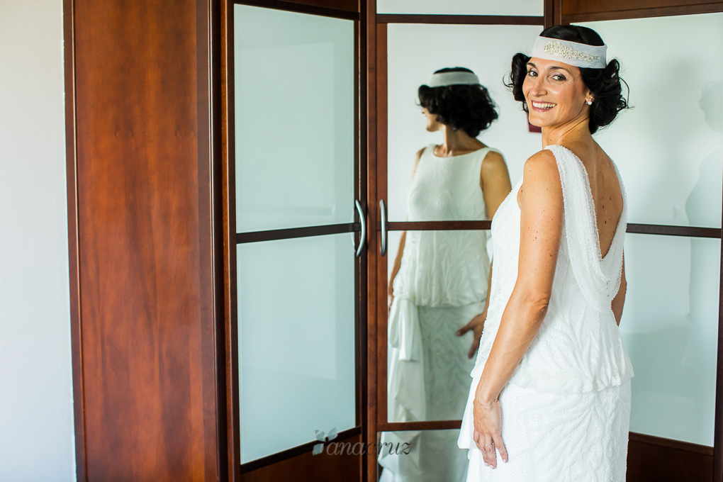 Fotografía de boda :: Nuria & Asier (y Daniel) :: Cantabria anacruz031-a642